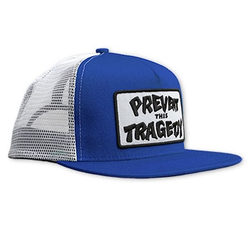 Prevent This Tragedy Mesh Cap