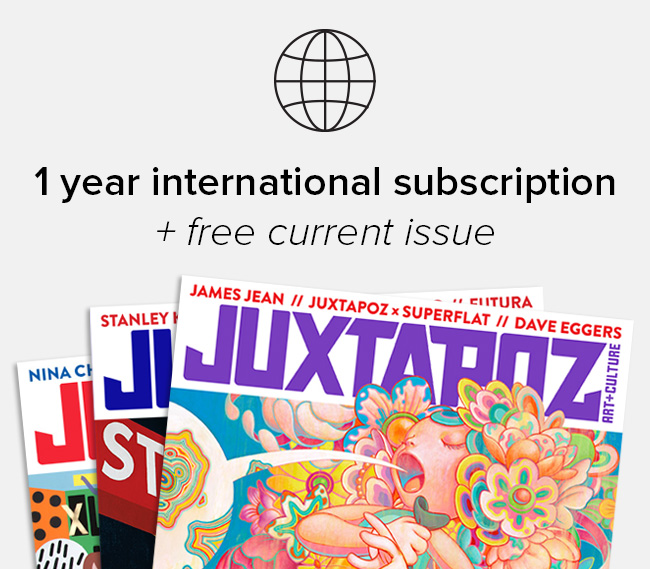 International Subscription + Free Issue