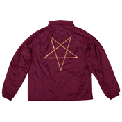 Thrasher Pentagram Coach Jacket