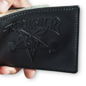Skategoat Leather Wallet