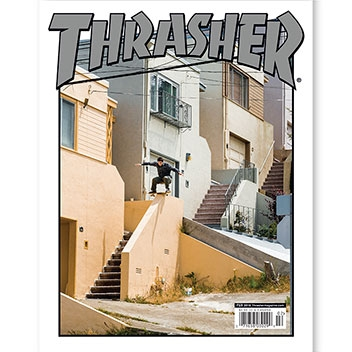 Current Issue: Thrasher Magazine February 2018