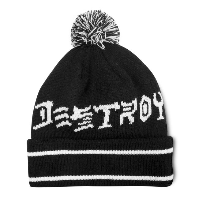 dd8694e3c62 Thrasher Magazine Shop - Skate And Destroy Pom Beanie