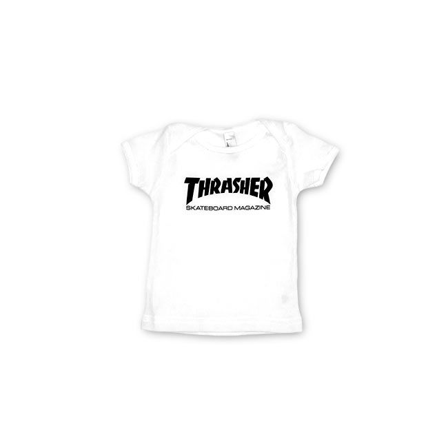 4228453f91a3 Thrasher Magazine Shop - Infant Thrasher Skate Mag T-Shirt