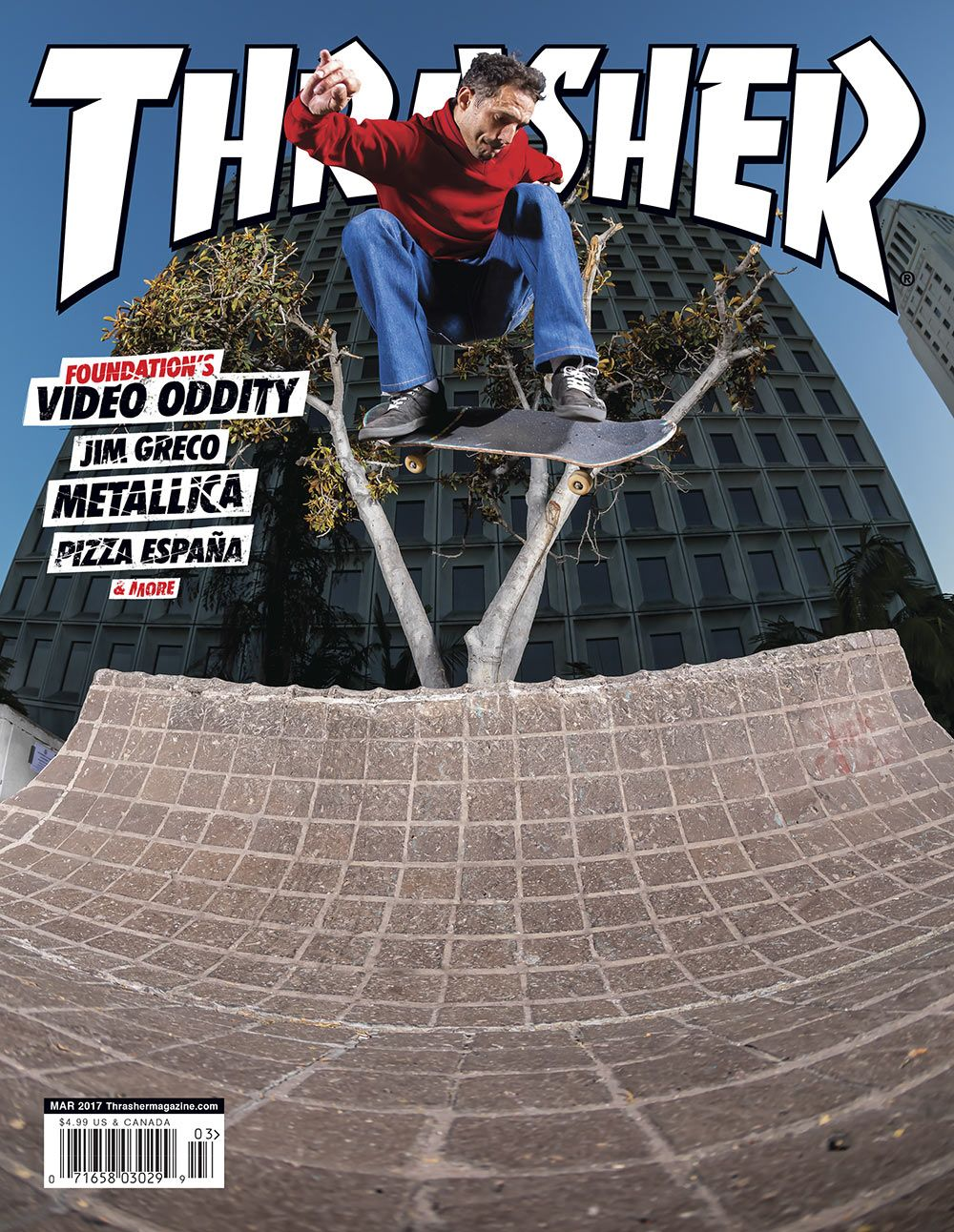 Diagram Thrasher Magazine Shop