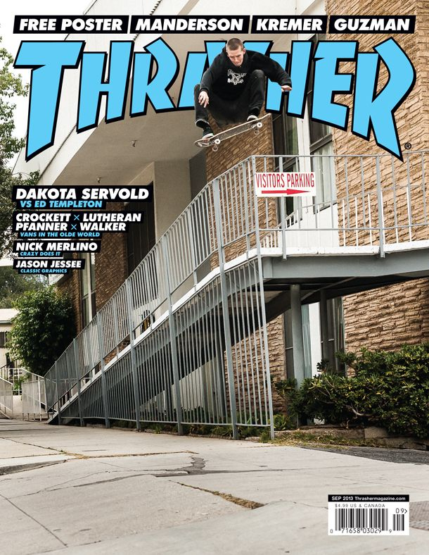 Thrasher Magazine Shop