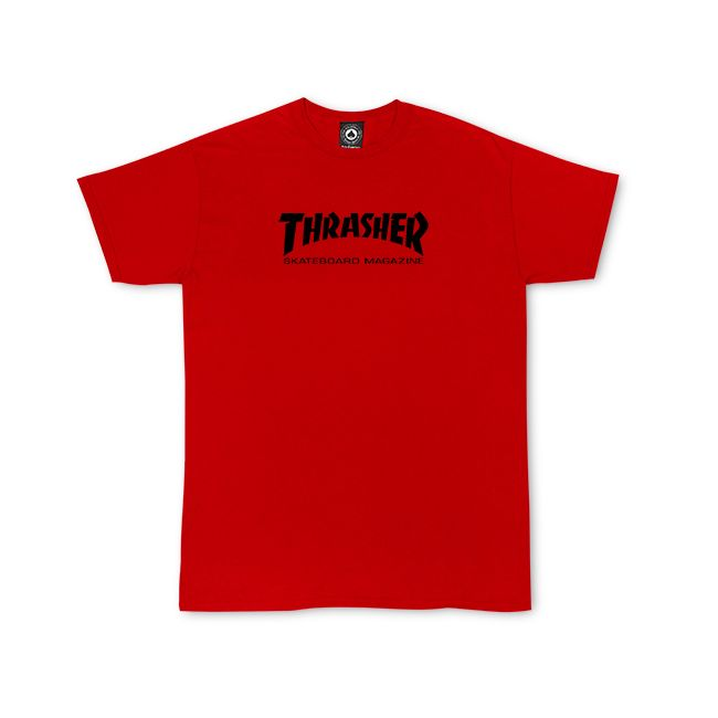 bbdbfc4dc0 Youth Skate Mag T-Shirt (Red)