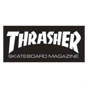 a19985f3c687 Thrasher Magazine Shop - Stickers - Accessories