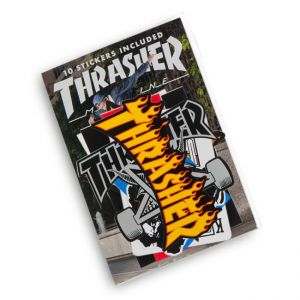 3699beabb2ee Thrasher Magazine Shop - Stickers - Accessories