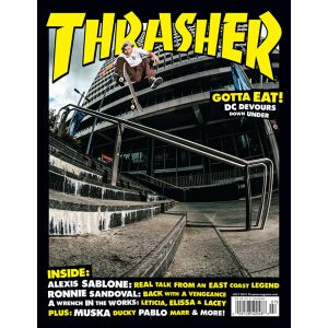 Thrasher Magazine Shop - 2019 Back Issues - Back Issues