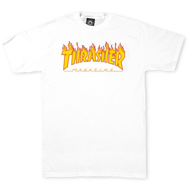 t shirt thrasher rosa