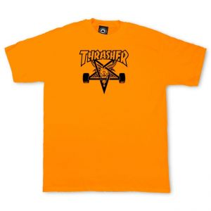 Skategoat T-Shirt (Safety Orange)