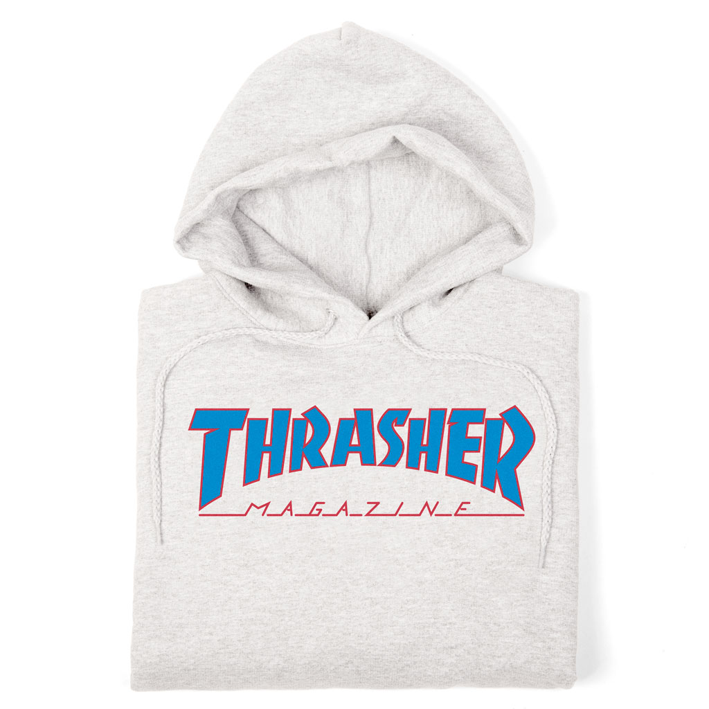Outlined Hood (Ash Gray)
