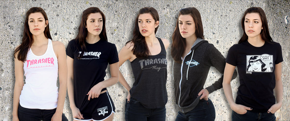 Thrasher Womens and Girls Clothing2