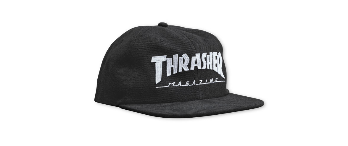 Thrasher Magazine Shop - Hats - Clothing 574efe2a6a7