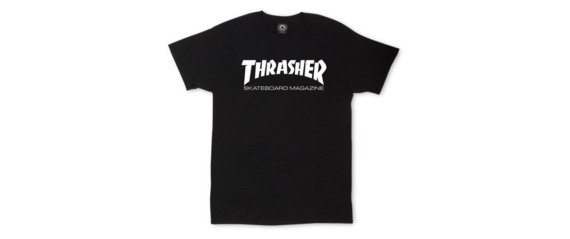 Thrasher Magazine Shop - T-Shirts - Shirts - Clothing